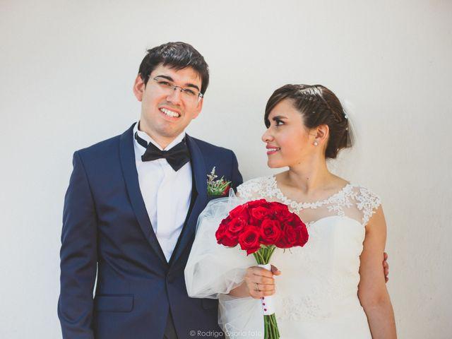 El matrimonio de Claudia y Victor