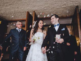 El matrimonio de evelyn y luis