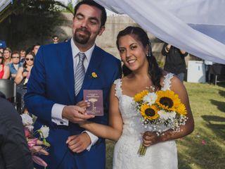 El matrimonio de Sonia y Gonzalo