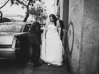 El matrimonio de Andrea y Cristián 3