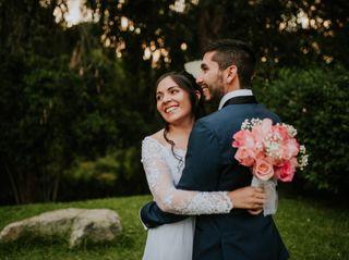El matrimonio de Jorge  y Miriam 1