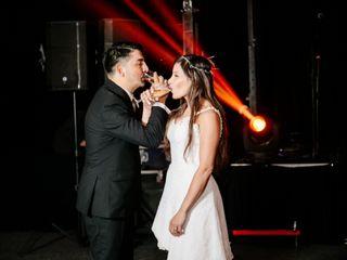 El matrimonio de Marcela y Pablo