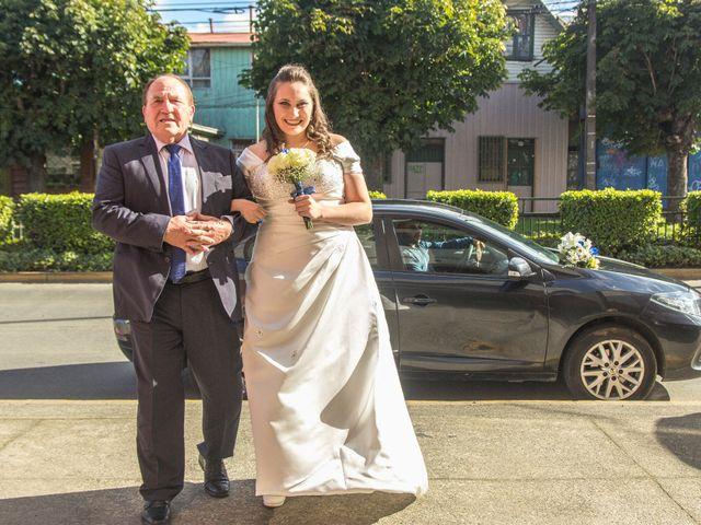 El matrimonio de Diego y Victoria en Valdivia, Valdivia 15