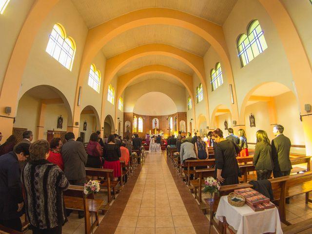El matrimonio de Diego y Victoria en Valdivia, Valdivia 18