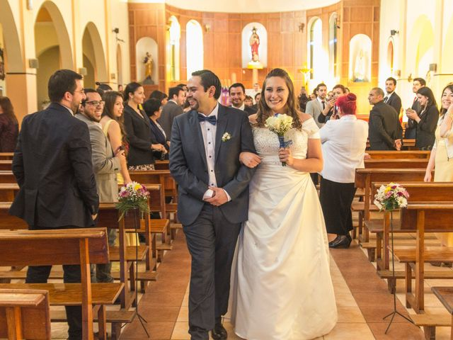 El matrimonio de Diego y Victoria en Valdivia, Valdivia 1