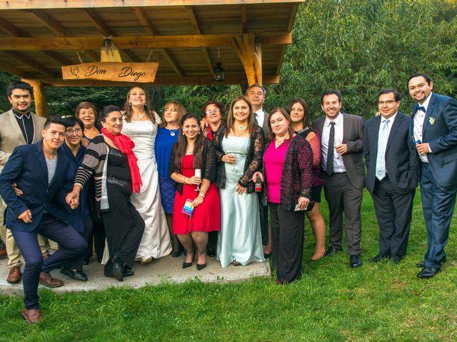 El matrimonio de Diego y Victoria en Valdivia, Valdivia 32