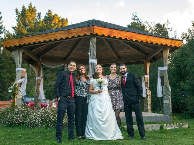 El matrimonio de Diego y Victoria en Valdivia, Valdivia 35