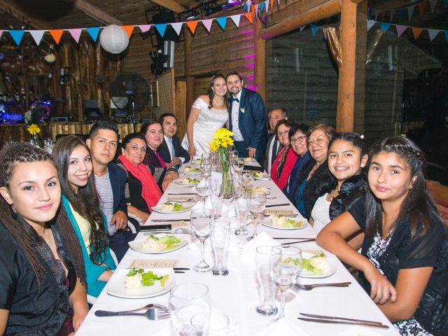 El matrimonio de Diego y Victoria en Valdivia, Valdivia 43