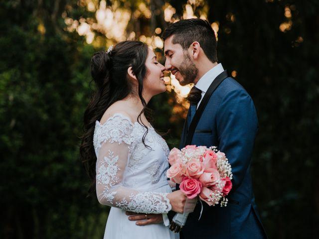 El matrimonio de Jorge  y Miriam