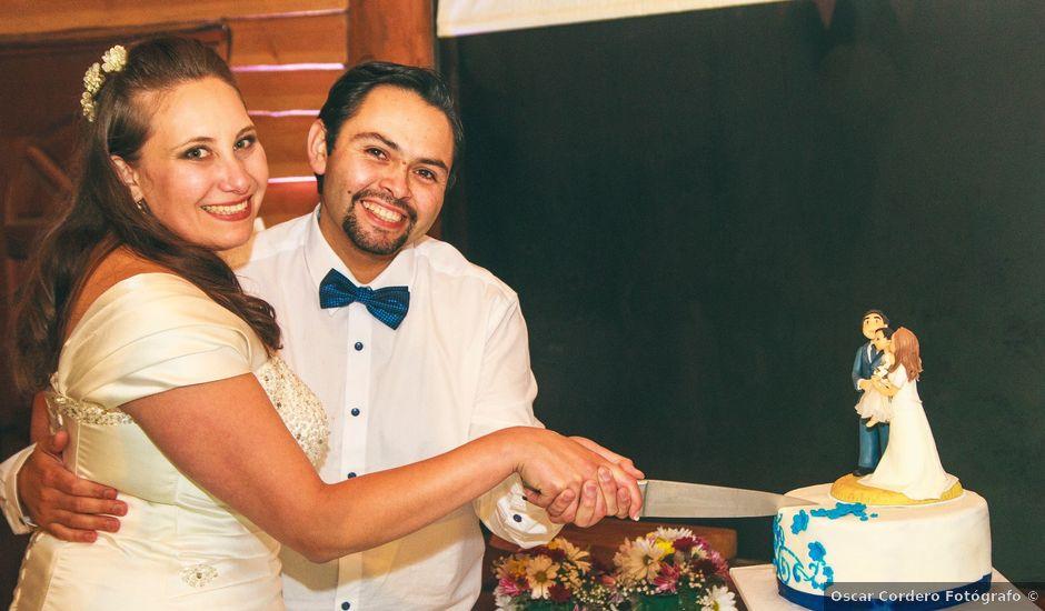 El matrimonio de Diego y Victoria en Valdivia, Valdivia