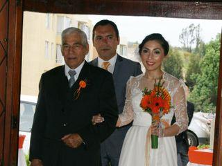 El matrimonio de Pamela y Rodrigo 3