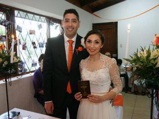 El matrimonio de Pamela y Rodrigo