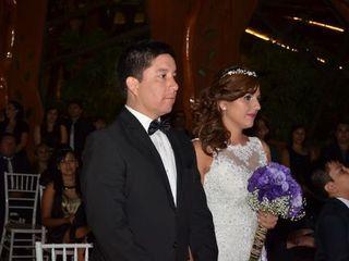 El matrimonio de Violeta  y Humberto 2