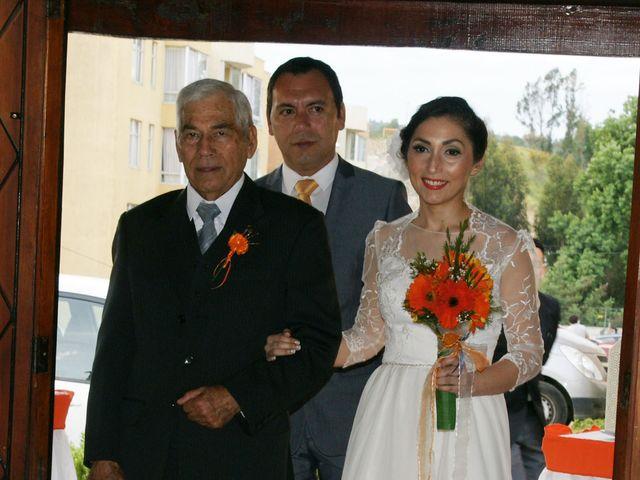 El matrimonio de Rodrigo y Pamela en Villa Alemana, Valparaíso 1