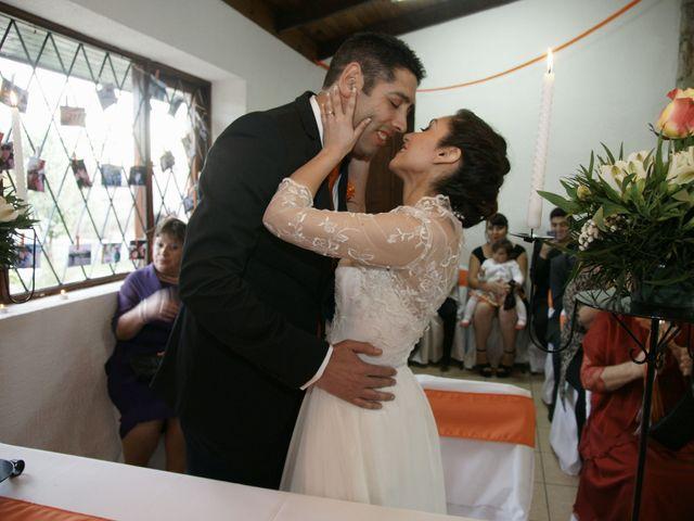 El matrimonio de Rodrigo y Pamela en Villa Alemana, Valparaíso 6