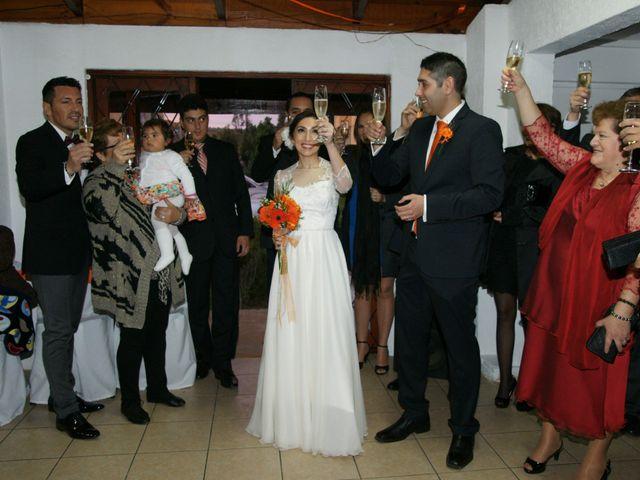 El matrimonio de Rodrigo y Pamela en Villa Alemana, Valparaíso 11