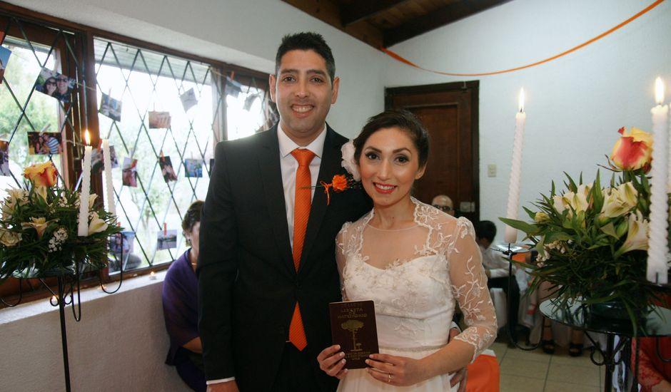 El matrimonio de Rodrigo y Pamela en Villa Alemana, Valparaíso
