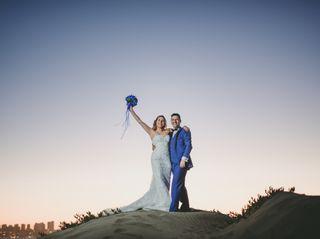 El matrimonio de Daniel  y Melissa  1