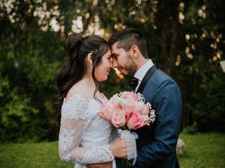 El matrimonio de Miriam y Jorge 1