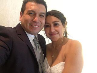 El matrimonio de Luis y Yanira