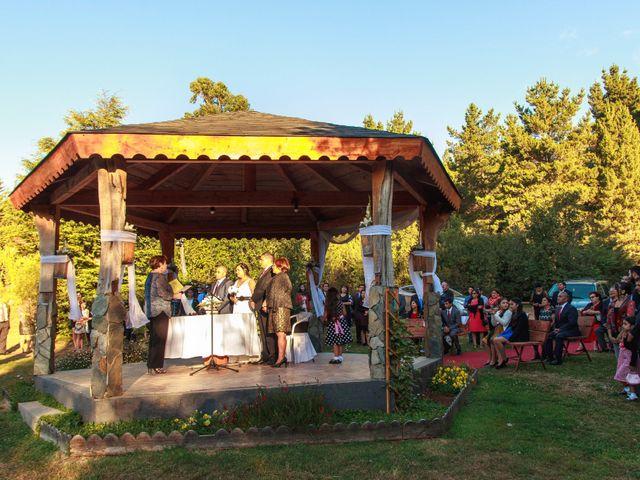 El matrimonio de Marcelo y Viviana en Valdivia, Valdivia 16