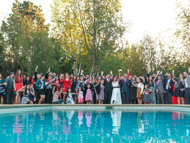 El matrimonio de Marcelo y Viviana en Valdivia, Valdivia 1