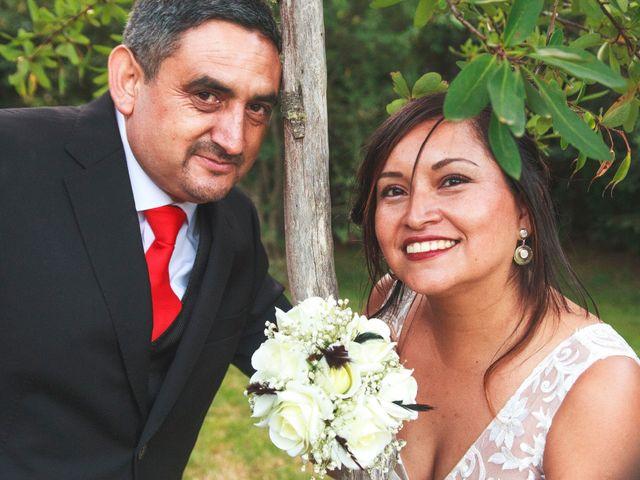 El matrimonio de Viviana y Marcelo