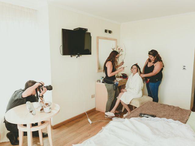 El matrimonio de Melissa  y Daniel  en Concón, Valparaíso 4