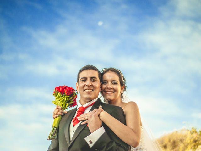 El matrimonio de Mabel y Marcelo