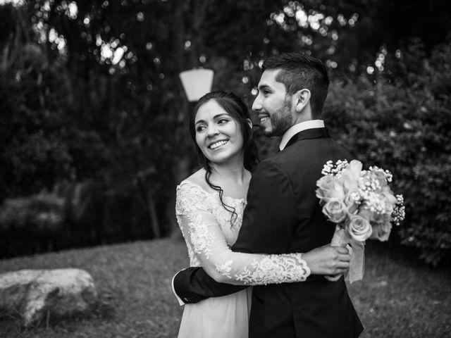 El matrimonio de Miriam y Jorge