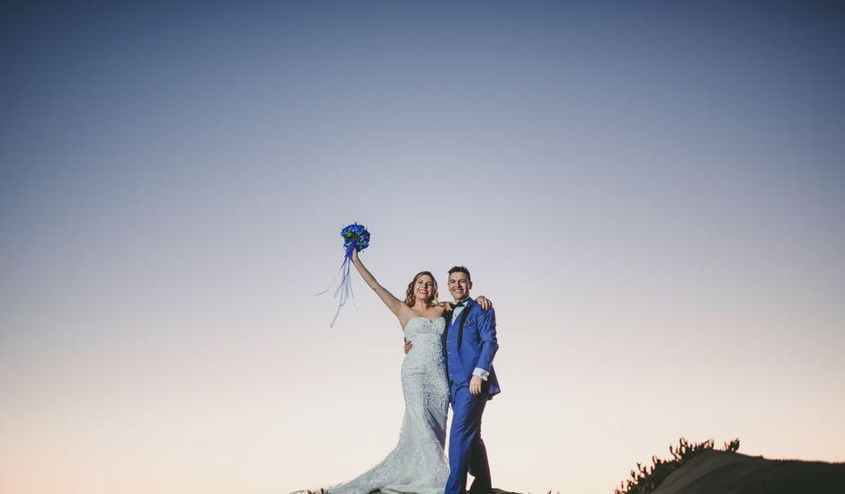 El matrimonio de Melissa  y Daniel  en Concón, Valparaíso