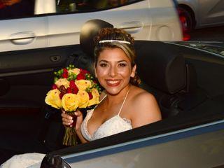 El matrimonio de Andrea y Javier 3