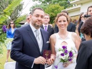 El matrimonio de Claudia y Juan Pablo 2