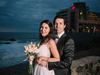 El matrimonio de Macarena  y Eduardo