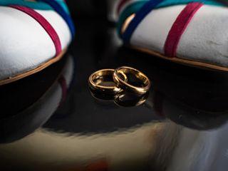El matrimonio de María de los Ángeles y Claudio 2