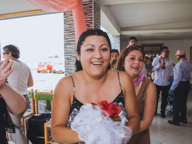 El matrimonio de Jean y Glora en Quillota, Quillota 3