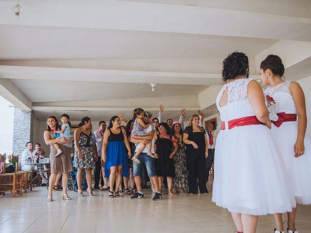 El matrimonio de Jean y Glora en Quillota, Quillota 8