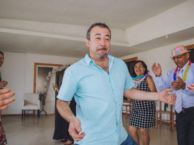 El matrimonio de Jean y Glora en Quillota, Quillota 10