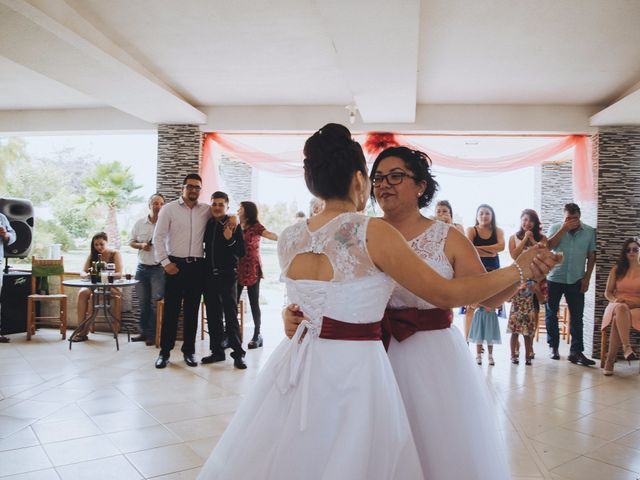 El matrimonio de Jean y Glora en Quillota, Quillota 19