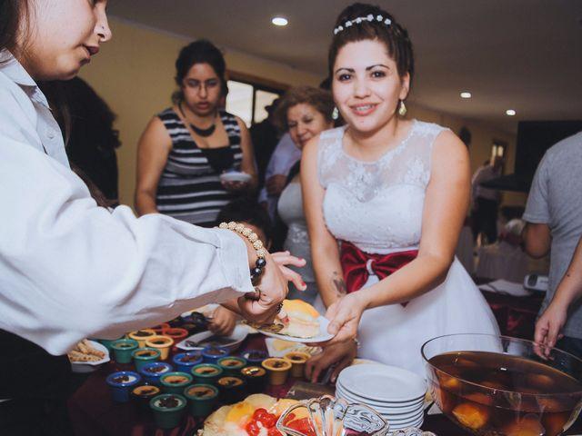 El matrimonio de Jean y Glora en Quillota, Quillota 25