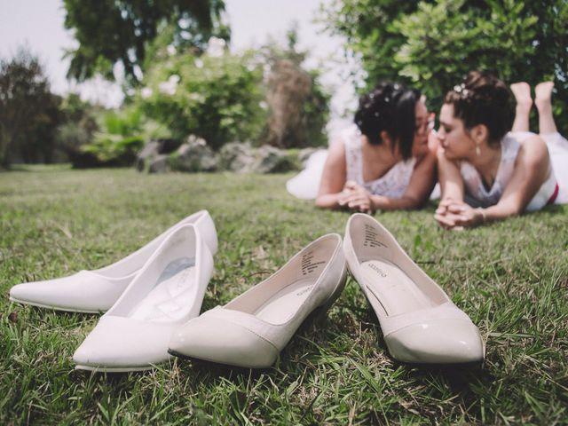 El matrimonio de Jean y Glora en Quillota, Quillota 1