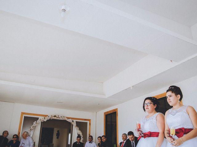 El matrimonio de Jean y Glora en Quillota, Quillota 35