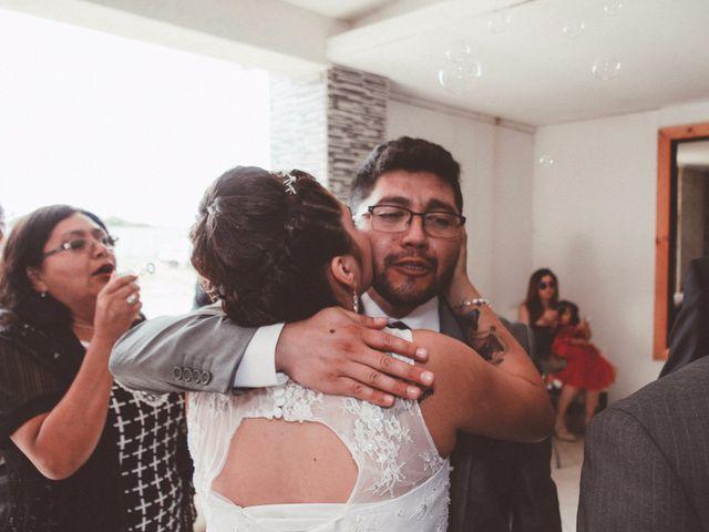 El matrimonio de Jean y Glora en Quillota, Quillota 40