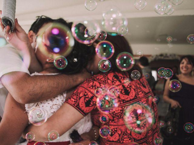 El matrimonio de Jean y Glora en Quillota, Quillota 43