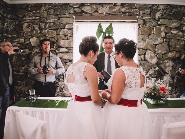 El matrimonio de Jean y Glora en Quillota, Quillota 47