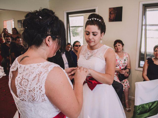 El matrimonio de Jean y Glora en Quillota, Quillota 52