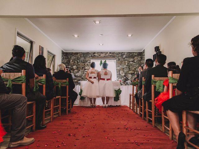 El matrimonio de Jean y Glora en Quillota, Quillota 54