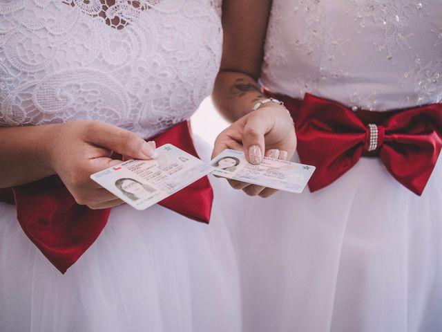 El matrimonio de Jean y Glora en Quillota, Quillota 57