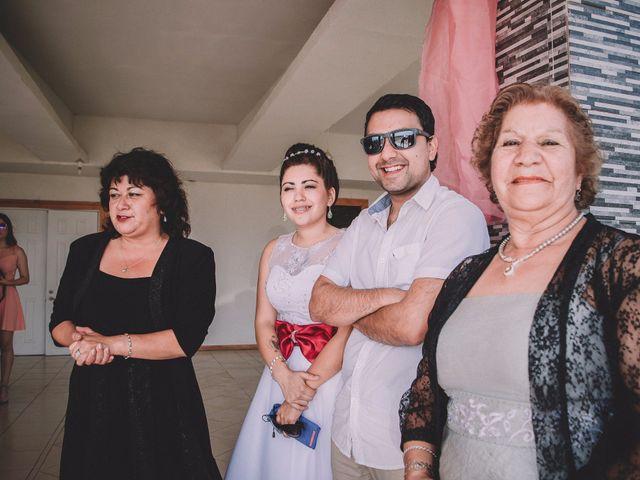 El matrimonio de Jean y Glora en Quillota, Quillota 66
