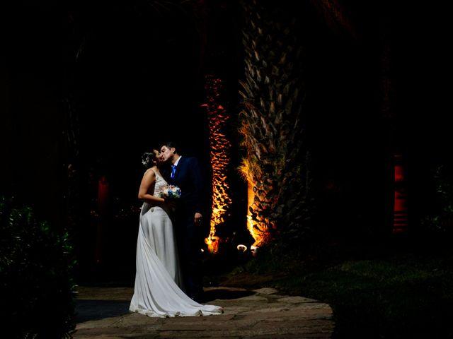 El matrimonio de Claudio y Paz